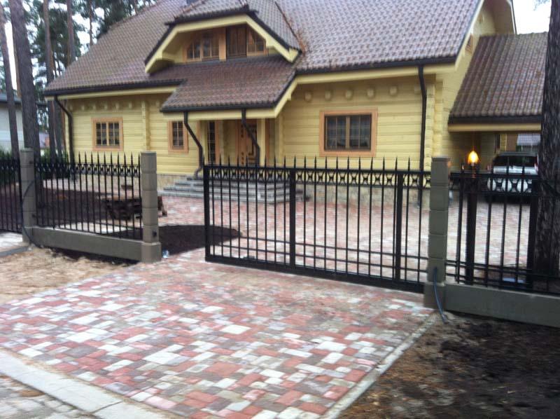 Vartu automatika uzstadisana razosana Riga Latvija 8