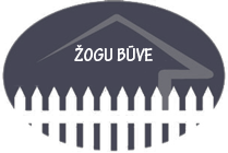 Металлические заборы, металлические ворота, раздвижные ворота в Риге Logo